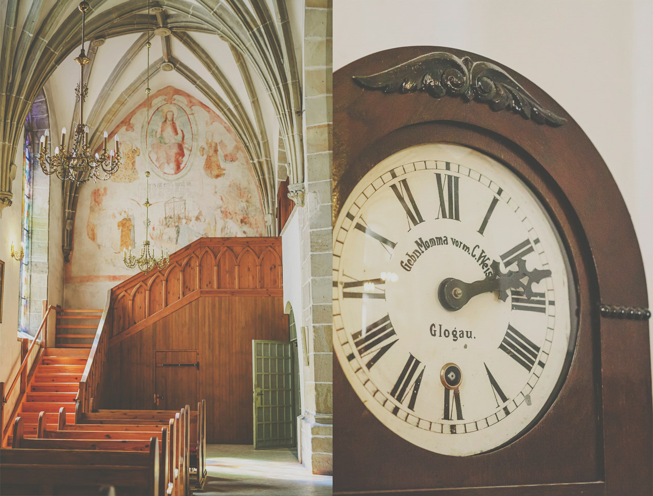 kościół św Franciszka Lwówek Śląski