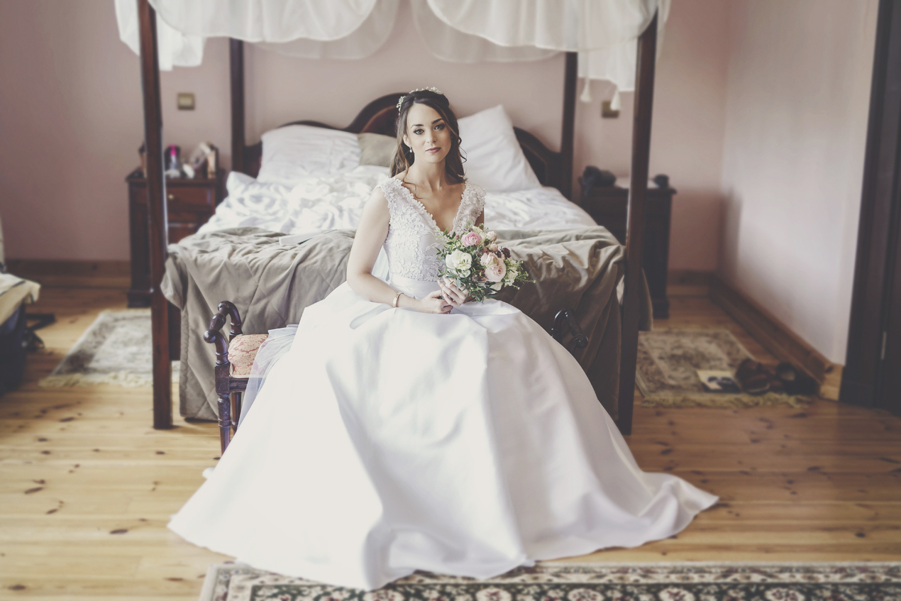 Pałac Wąsowo wesele, panna młoda, ślub, fotograf