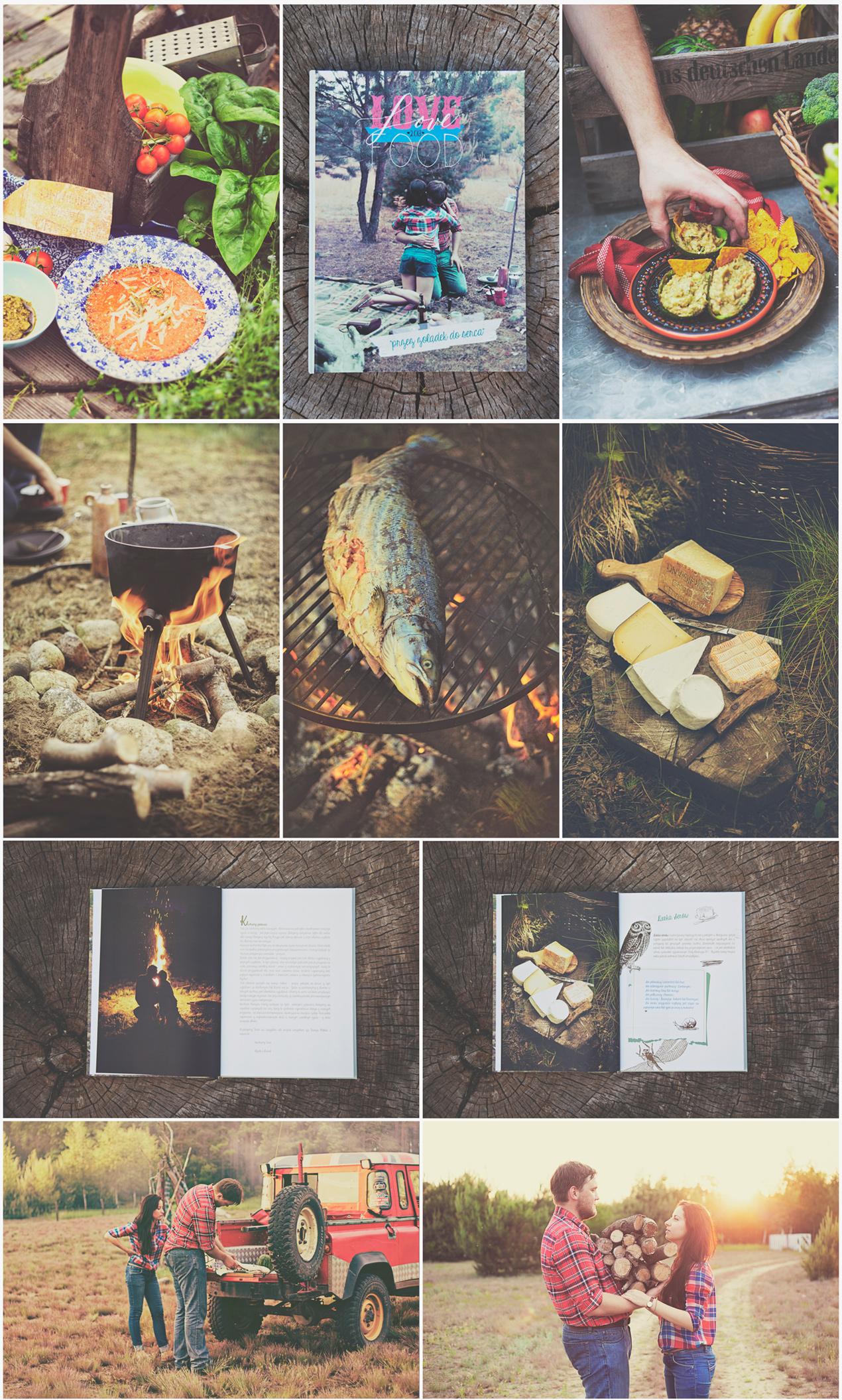 narzeczeńska książka kucharska, fotograf, sesja narzeczeńska, VeryLuckyStar, fotografia ślubna