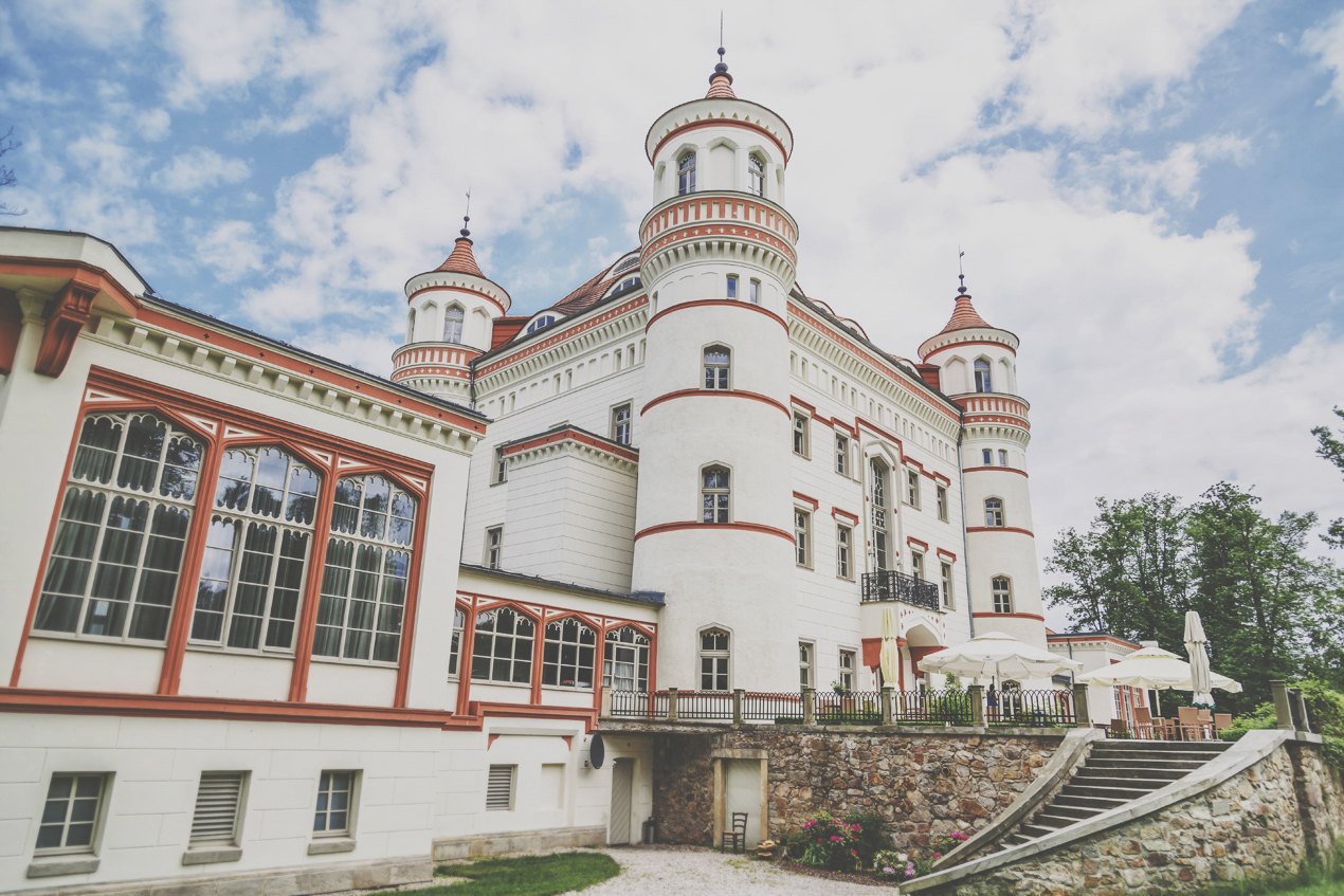 pałac Wojanów Jelenia Góra
