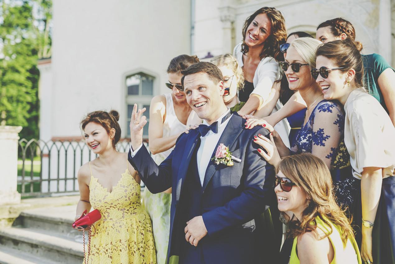 Pałac Wojanów, ślub, wesele, pan młody