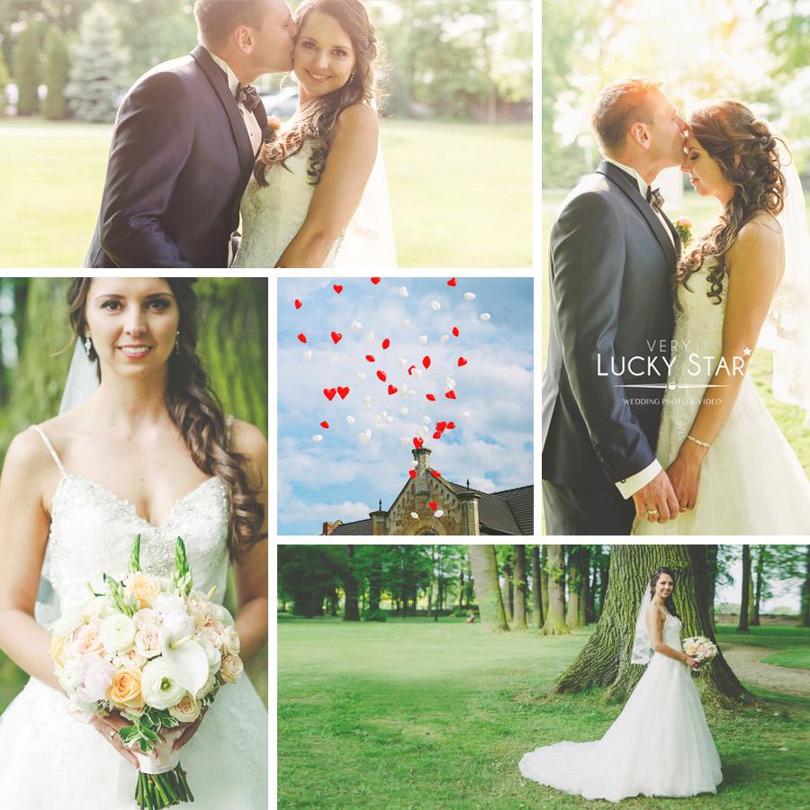 Pałac Brunów ślub, wesele w pałacu