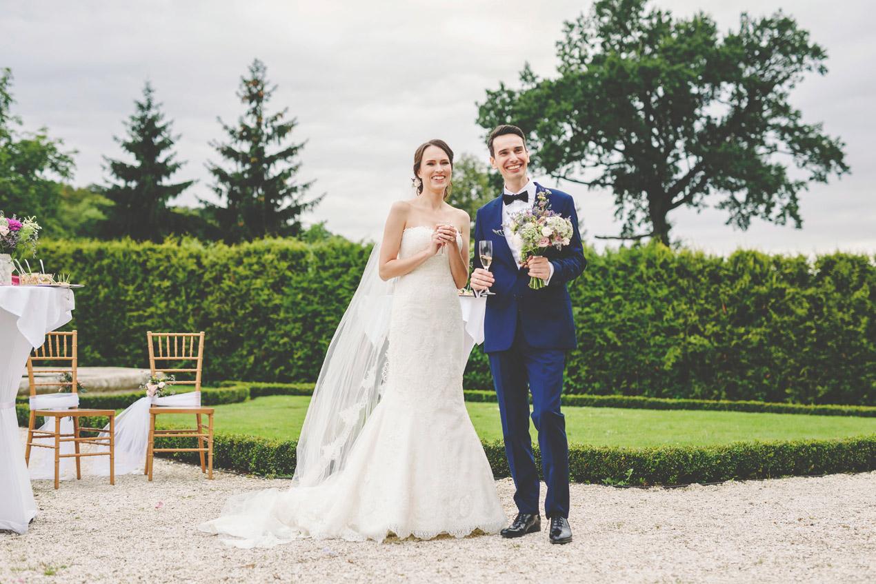 ślub w pałacu