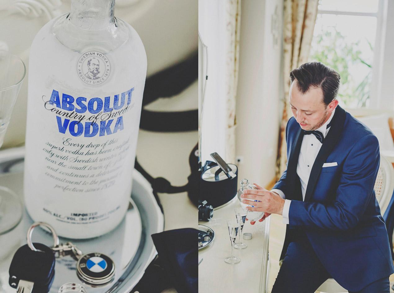 wesele w Pałacu Brunów, przygotowania, pan młody, hochzeit in polen, absolut vodka