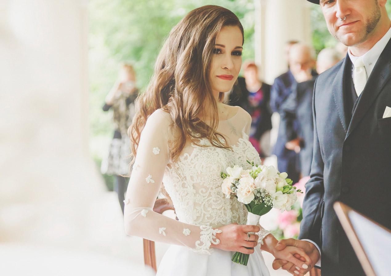 Pałac Tłokinia, ślub, wesele, panna młoda, wedding