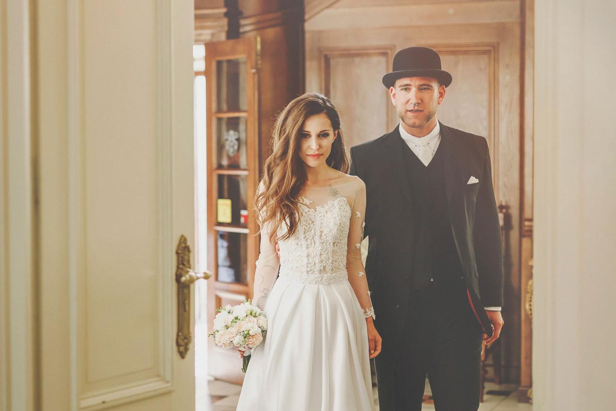 Pałac Tłokinia, ślub, wesele
