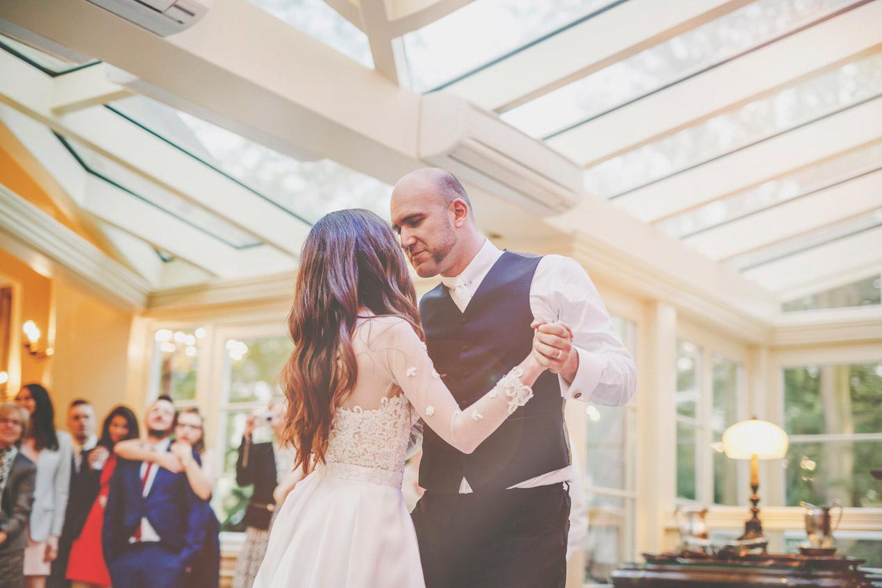 Pałac Tłokinia, ślub, wesele, pierwszy taniec