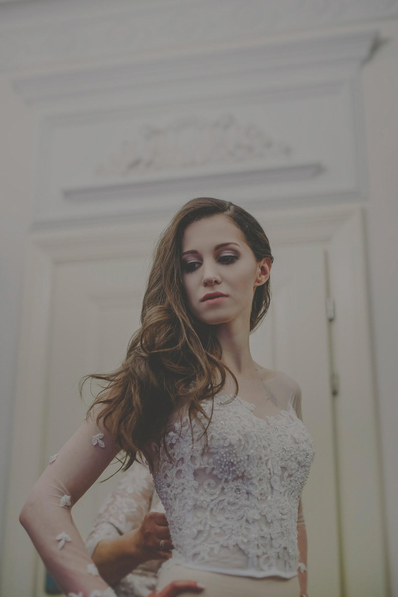 Pałac Tłokinia, ślub, wesele, przygotowania, panna młoda