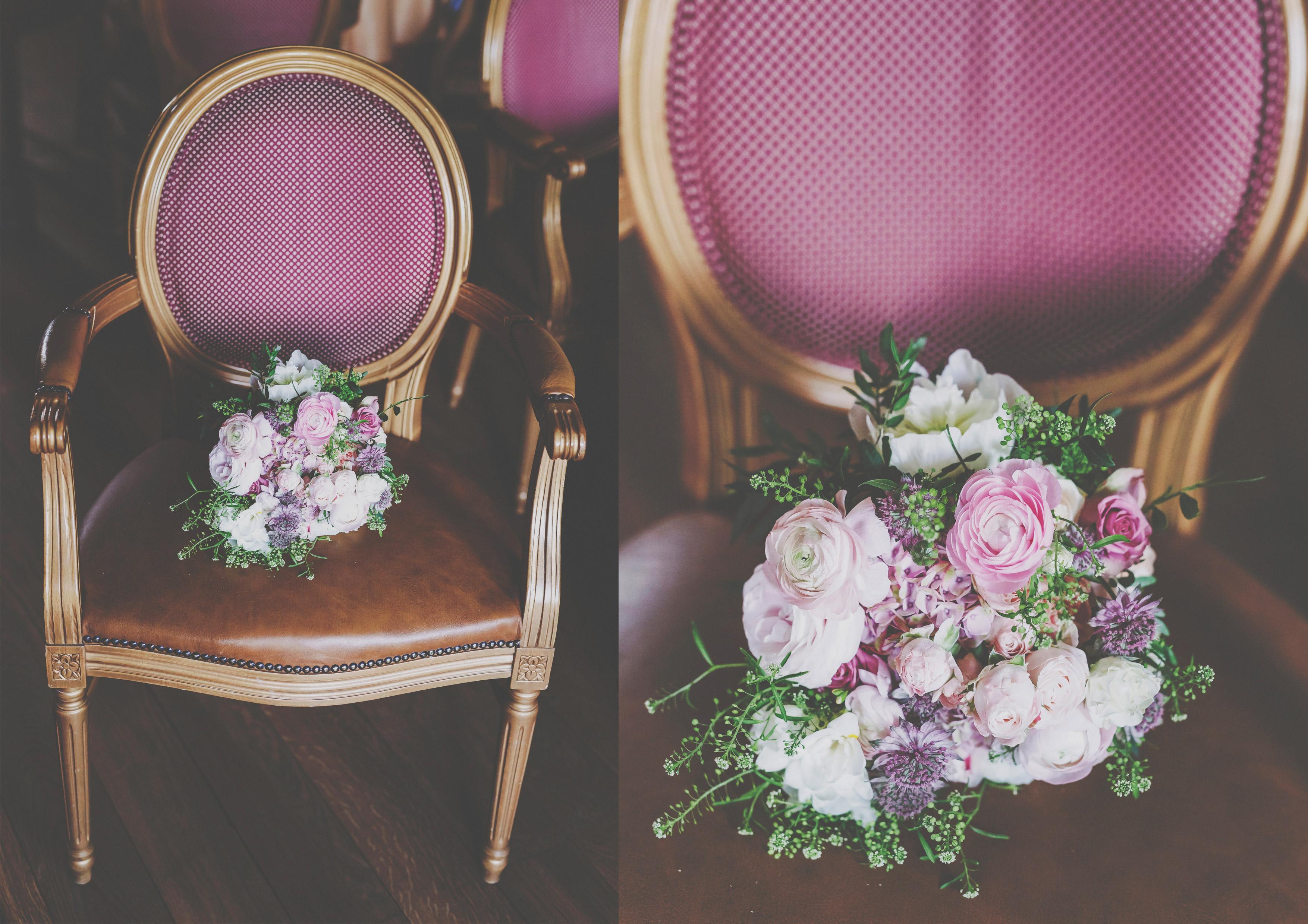 Pałac Wąsowo wesele, bukiet ślubny, przygotowania
