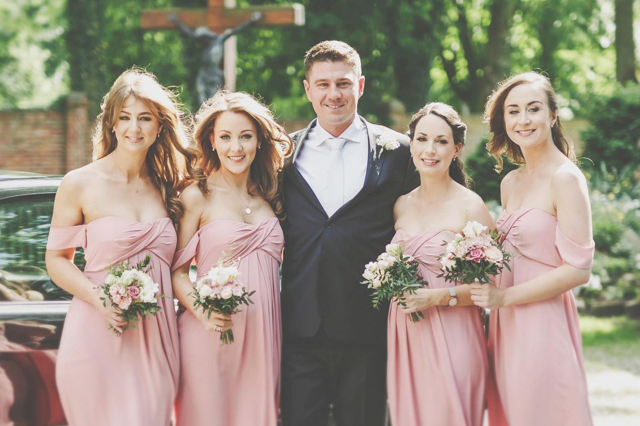 Pałac Wąsowo, druhny, ślub i wesele