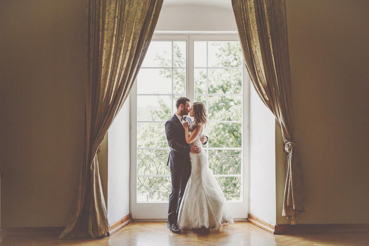 Pałac Konary wesele, plener