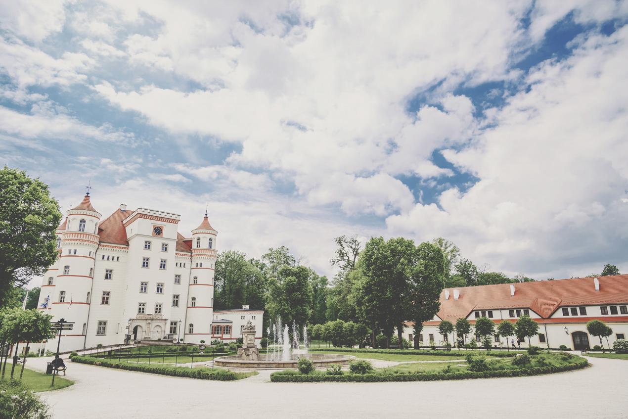 Pałac Wojanów, ślub, wesele, fotograf