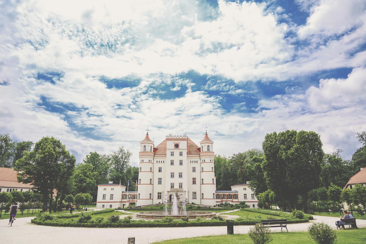Ślub i wesele Pałac Wojanów