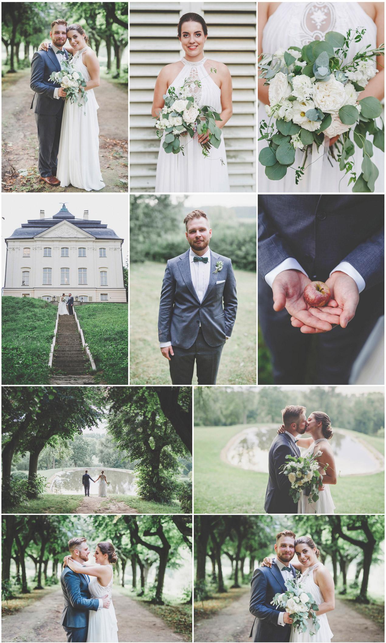 fotografia ślubna sesja plenerowa