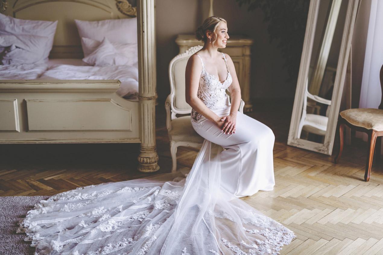 fotografia ślubna, panna młoda, zdjęcia ślubne, fotograf na ślub, ślub w pałacu