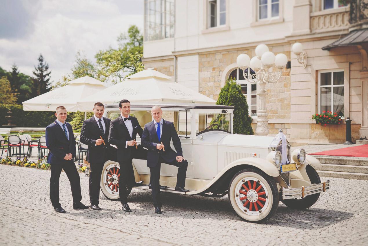 Elegante Hochzeit in Brunów 056