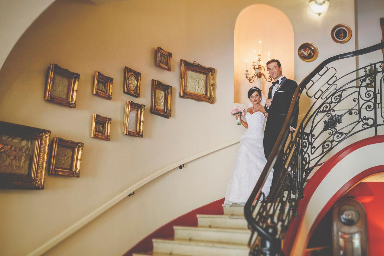 Elegante Hochzeit in Brunów 076