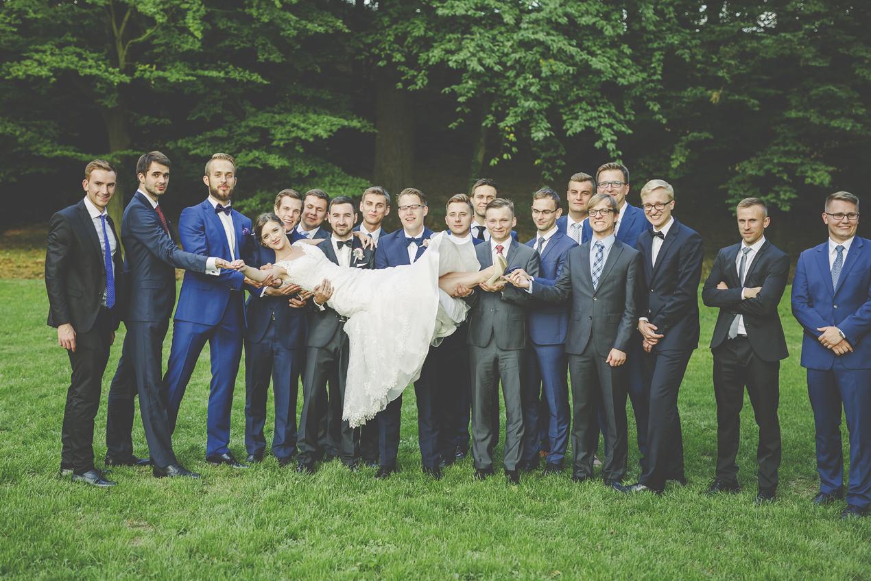 ślub i wesele Pałac Konary