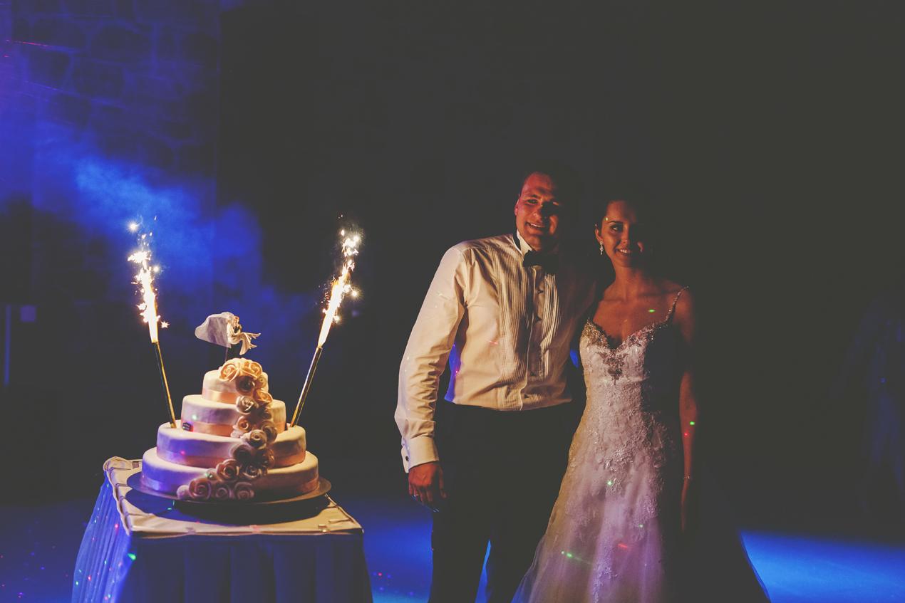 Pałac Brunów, tort, wesle